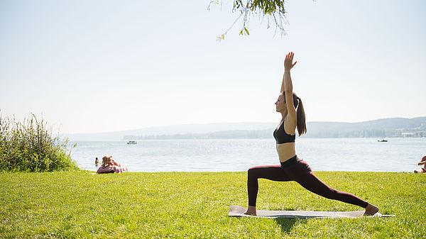 Yoga im bora