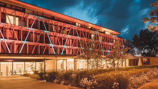 Fassade Design Hotel | bora HotSpaResort