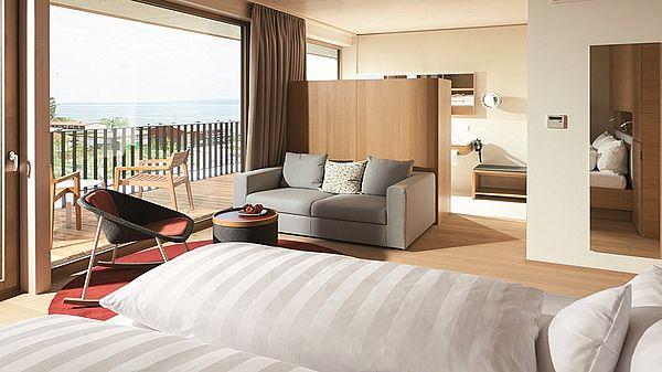 Zimmer Design Hotel | bora HotSpaResort