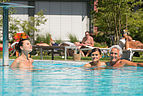 Pool des Wellnesshotels bora HotSpaResort am Bodensee