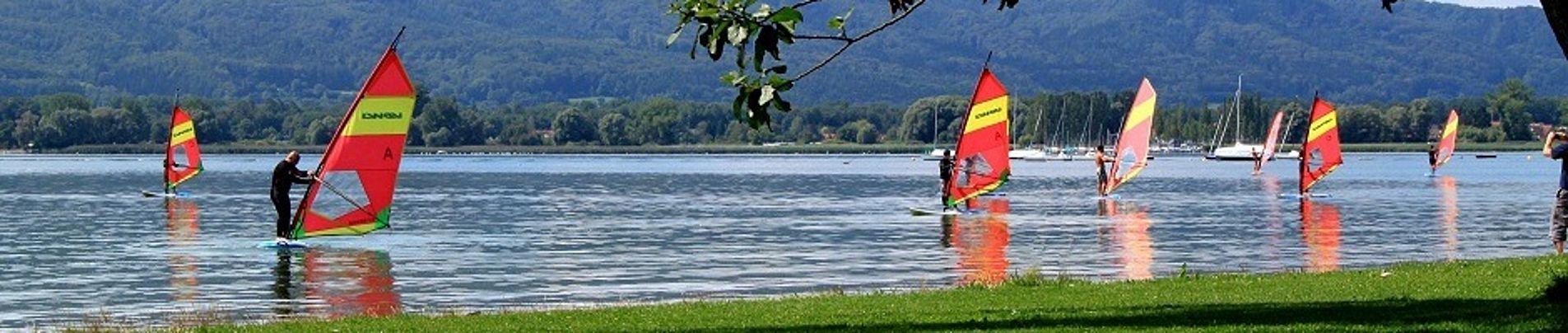 Aktivitäten am Bodensee