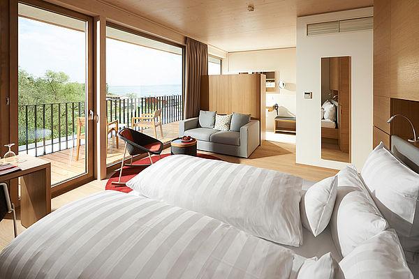 Zimmer & Suiten im bora