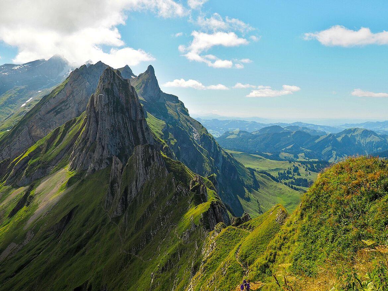 Säntis, der Berg