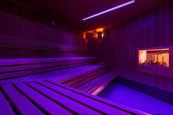 Saunen im Luxushotel Bodensee