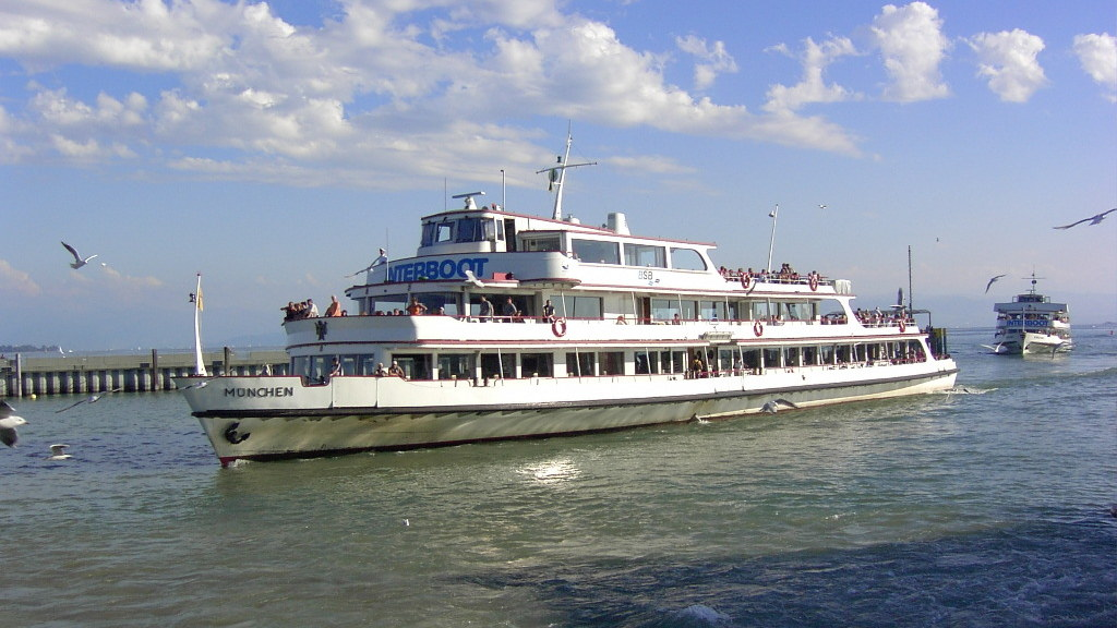 Bodensee-Schiffahrt