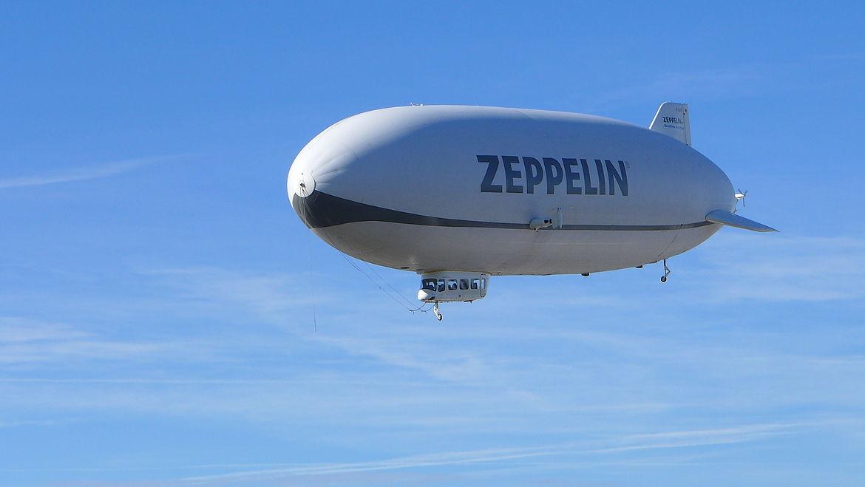 Zeppelin NT Flüge